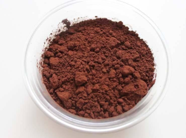 Cestini ganache al cioccolato - ricetta sprint