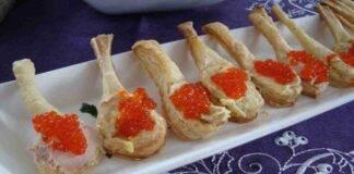 Cucchiaini di frolla salata alle nocciole con ricotta di bufala FOTO ricettasprint