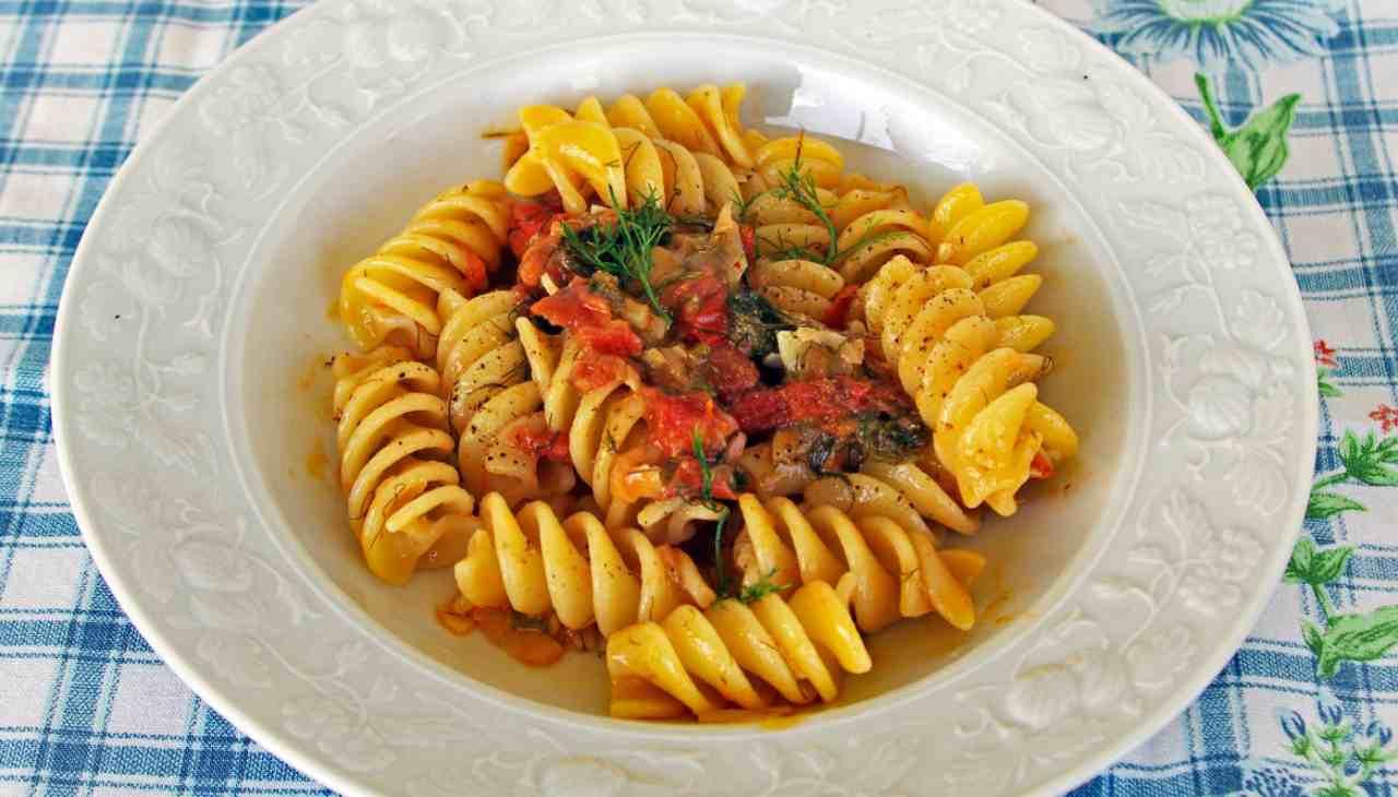 Fusilli alla siciliana - ricettasprint