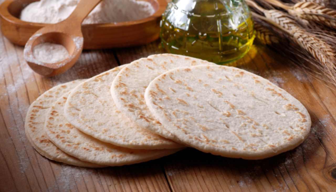 Piadina romagnola - ricettasprint