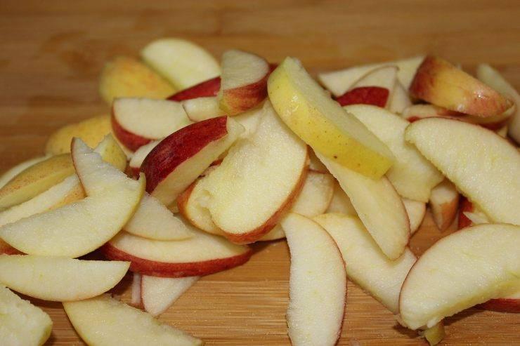 Torta di mele e cioccolato al cucchiaio FOTO ricettasprint