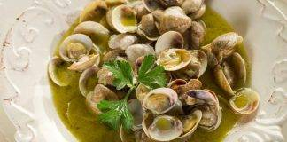 Zuppa di vongole al pesto genovese - ricettasprint