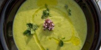 Zuppa di zucchini - ricettasprint