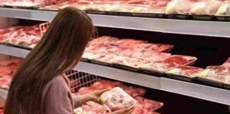Salmonella carne tacchino