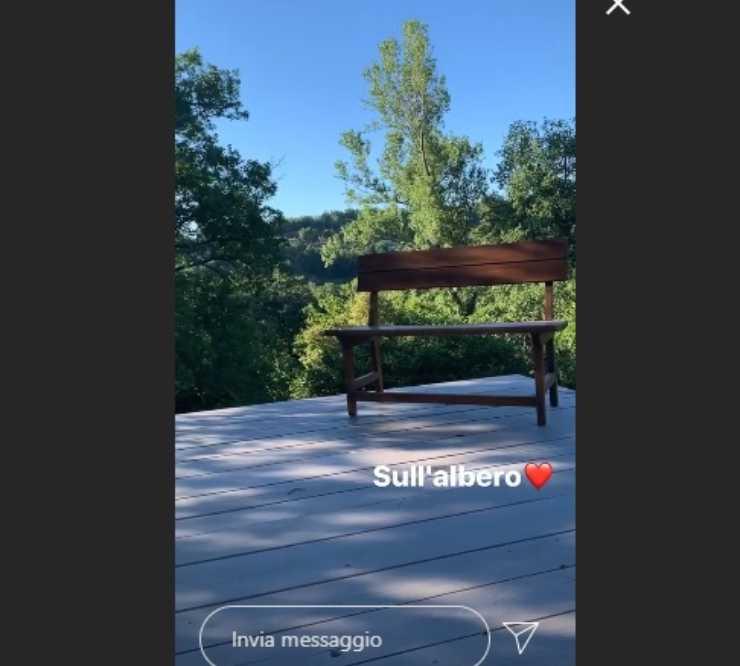 Antonella Clerici imbranata in vacanza video privato inedito ricettasprint