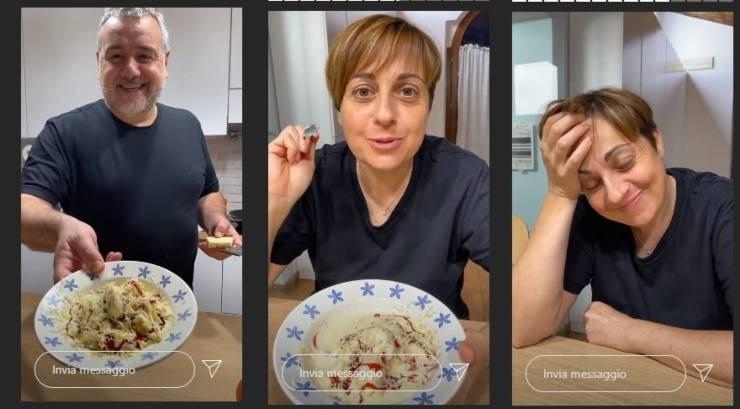 Chi era Benedetta Rossi prima di diventare un cuoca provetta?