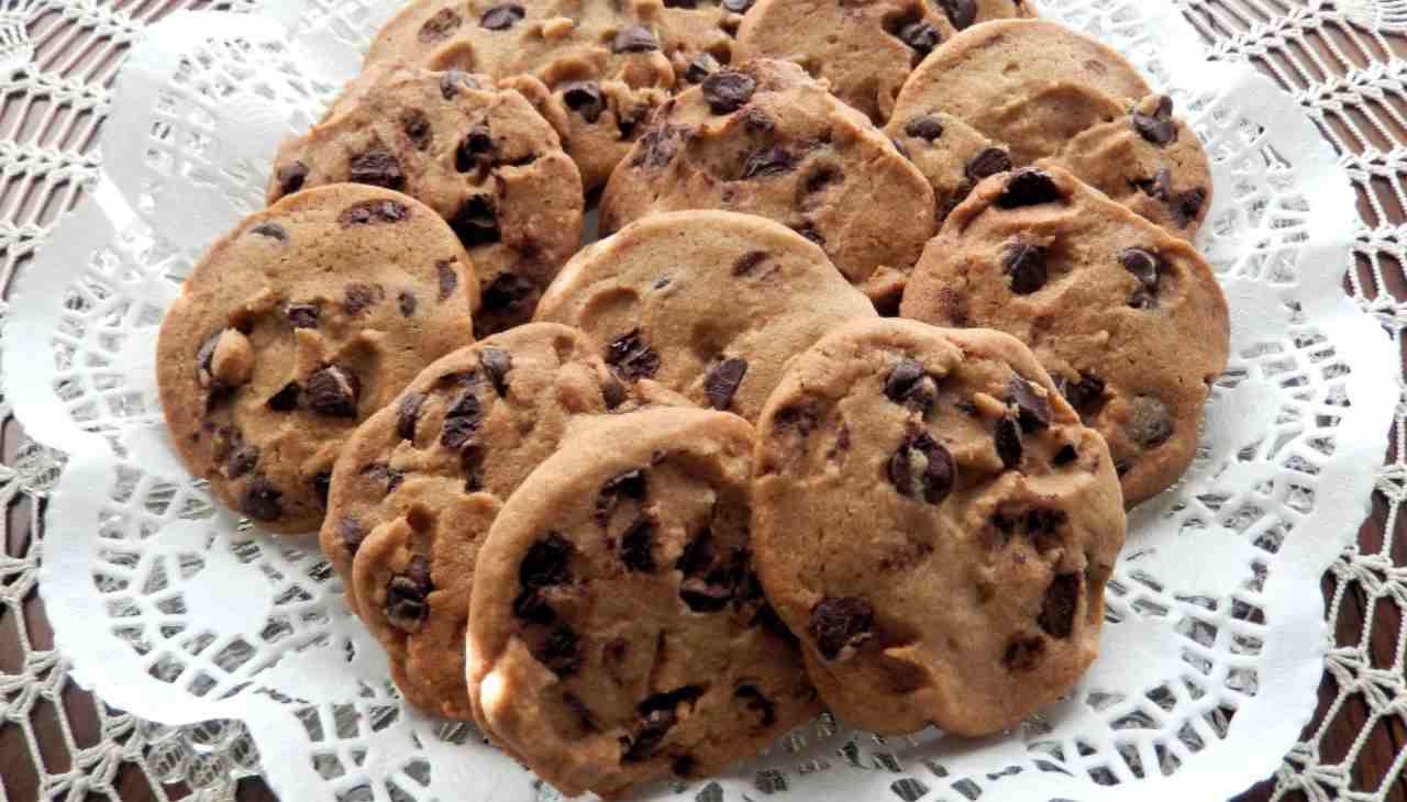 Biscotti senza uovo - ricetta sprint