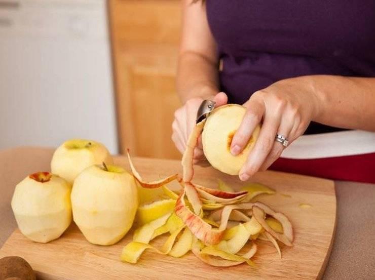 Brioche alla mela e yogurt