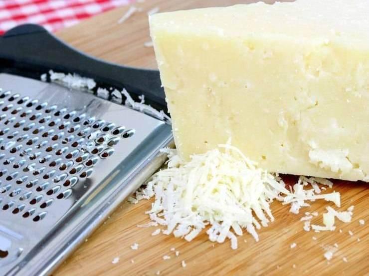 Cipolle formaggio e prezzemolo