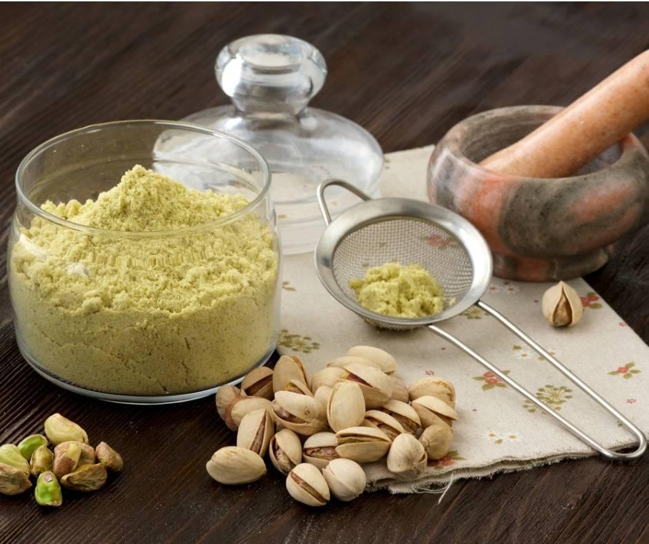 Crostata alla namelaka al limone FOTO ricettasprint