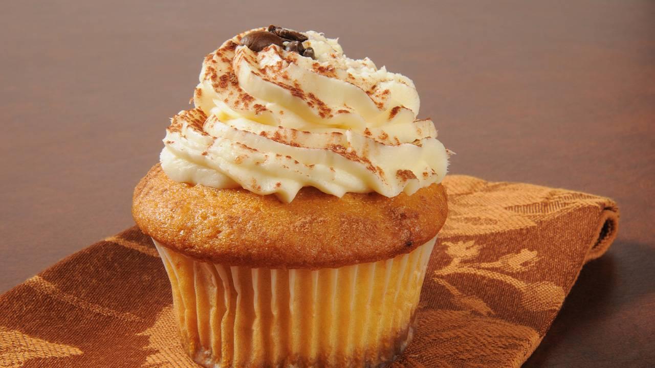 Cupcakes al tiramisù