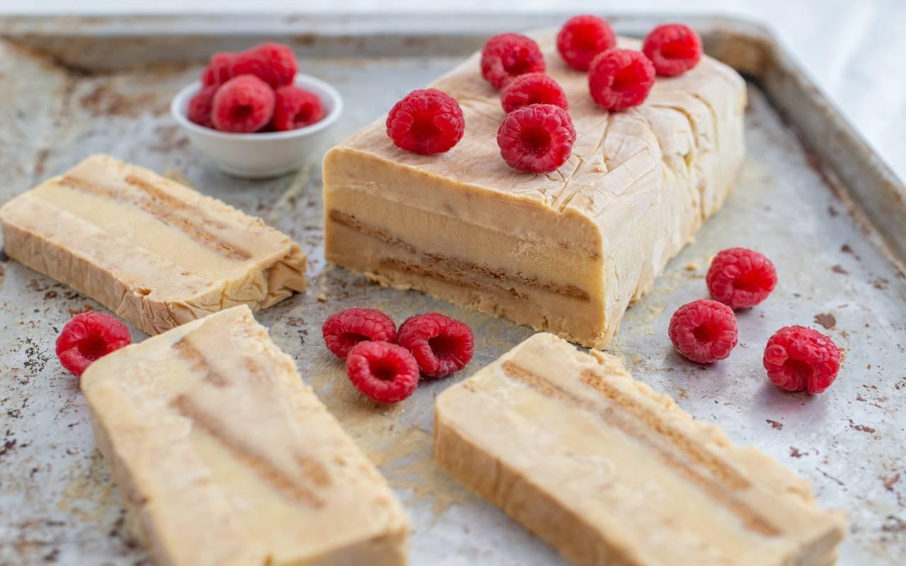 Dessert freddo al croccante FOTO ricettasprint