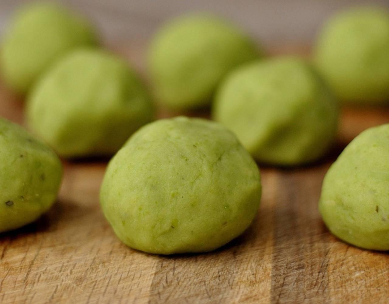 Gnocchi verdi FOTO ricettasprint