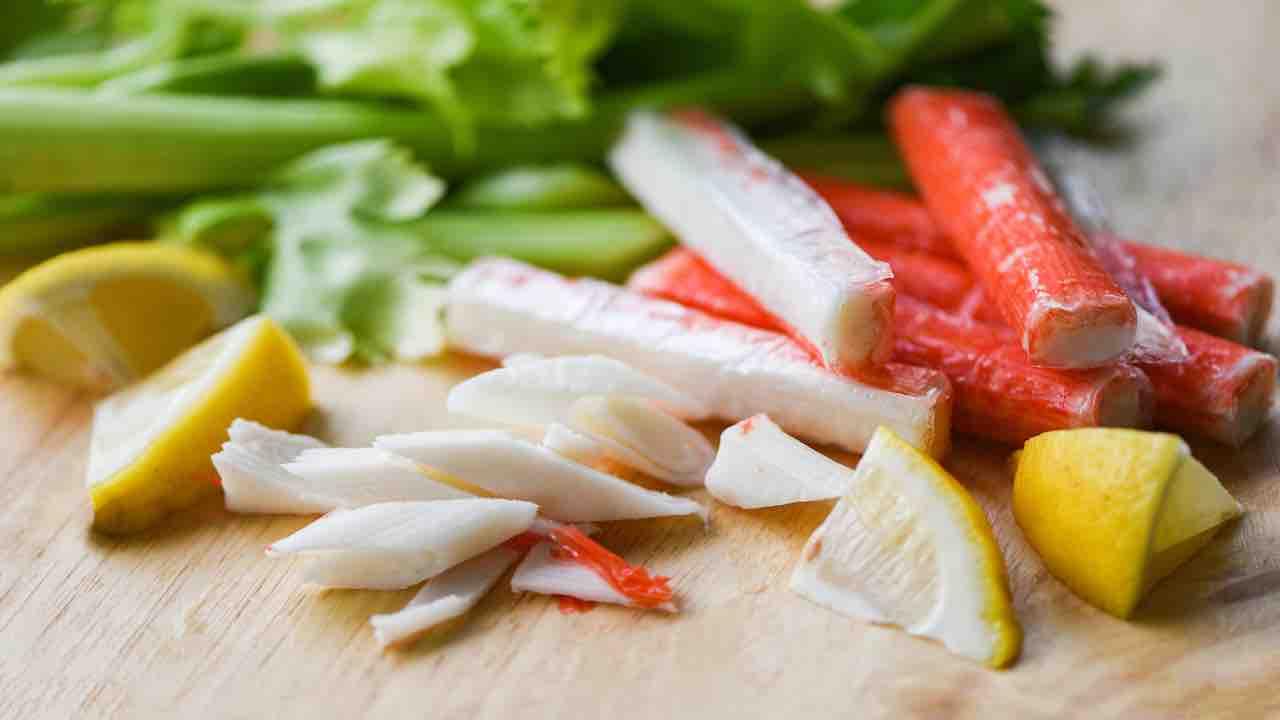 Insalata di riso di mare FOTO ricettasprint