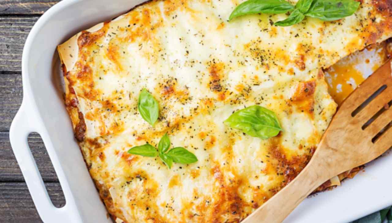 Lasagne ragù e melanzane - ricettasprint