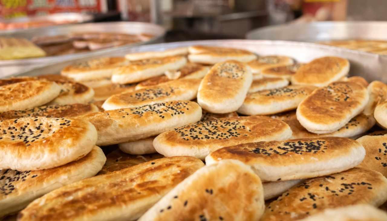 Lingue sottili di pane con cumino - ricettasprint
