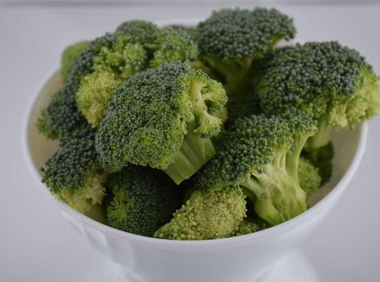 Parmigiana di patate e broccoletti