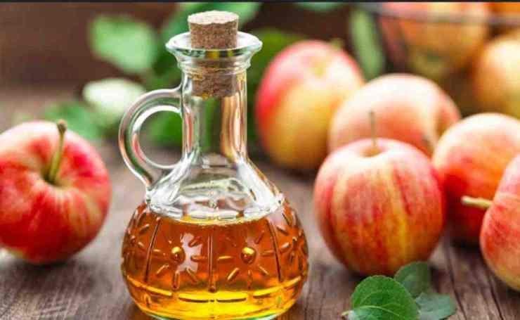 Peperoni con aceto di mele