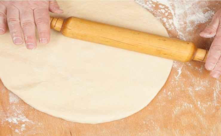Pizza all'aglio