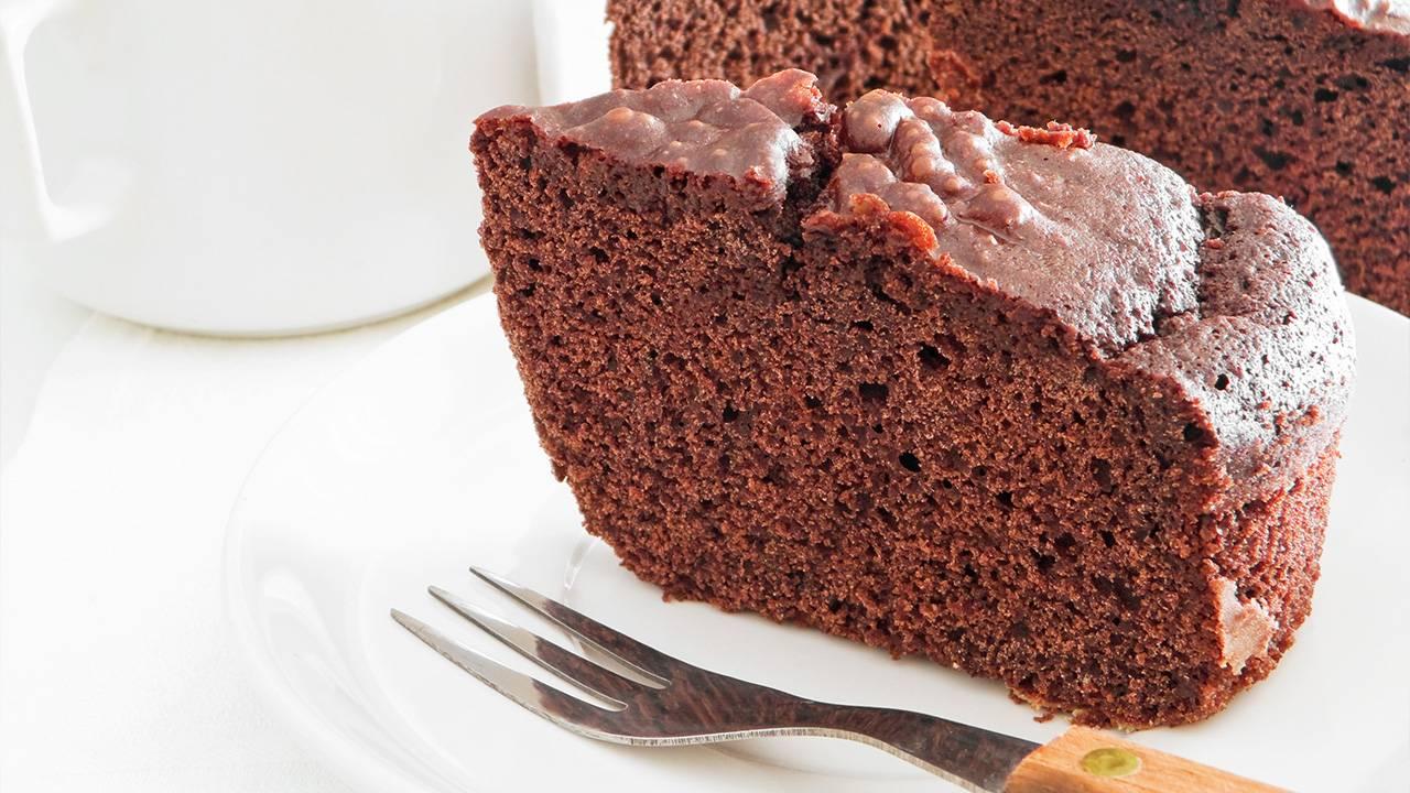 Plumcake al cioccolato al latte senza burro