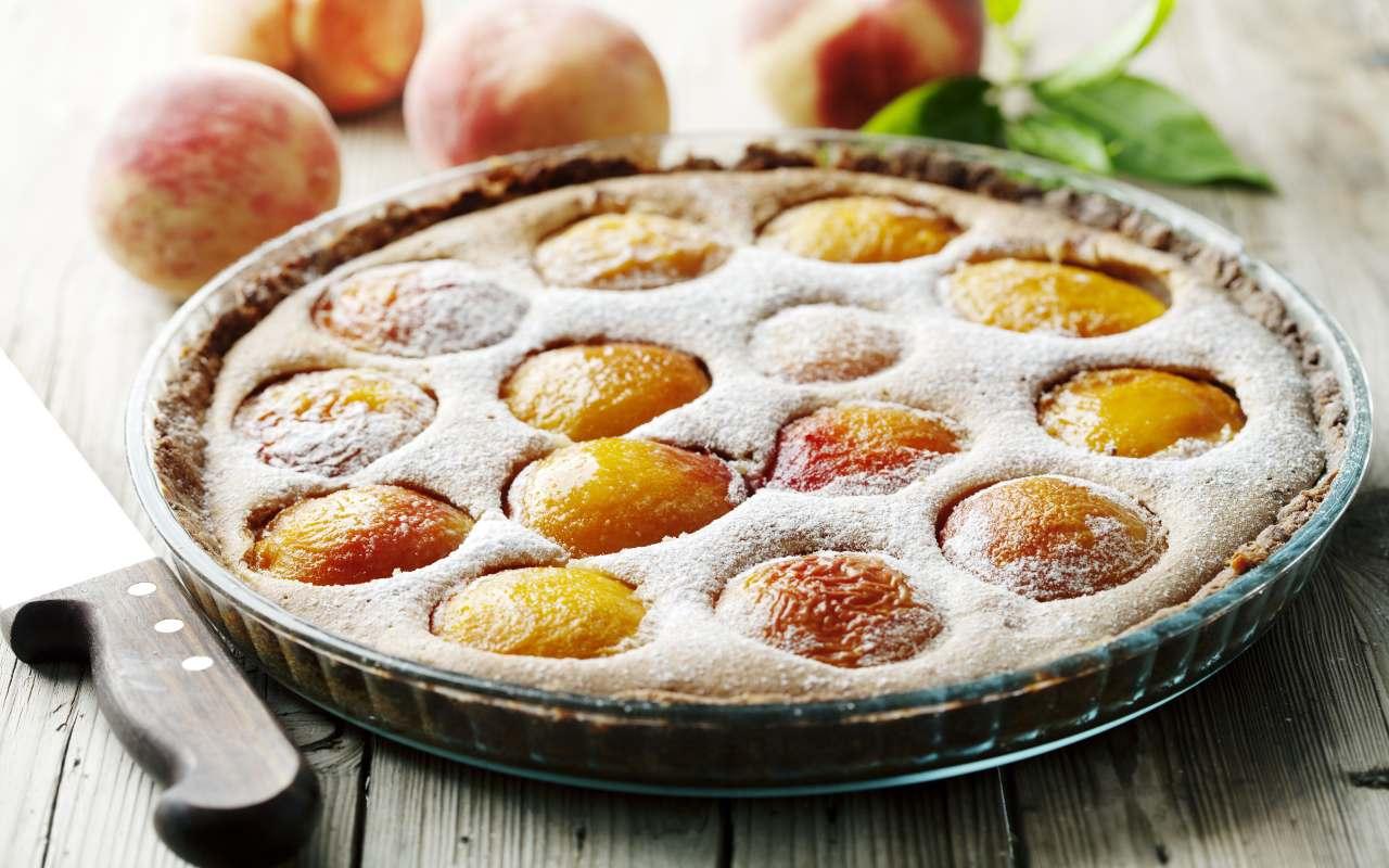 torta alla frutta FOTO ricettasprint