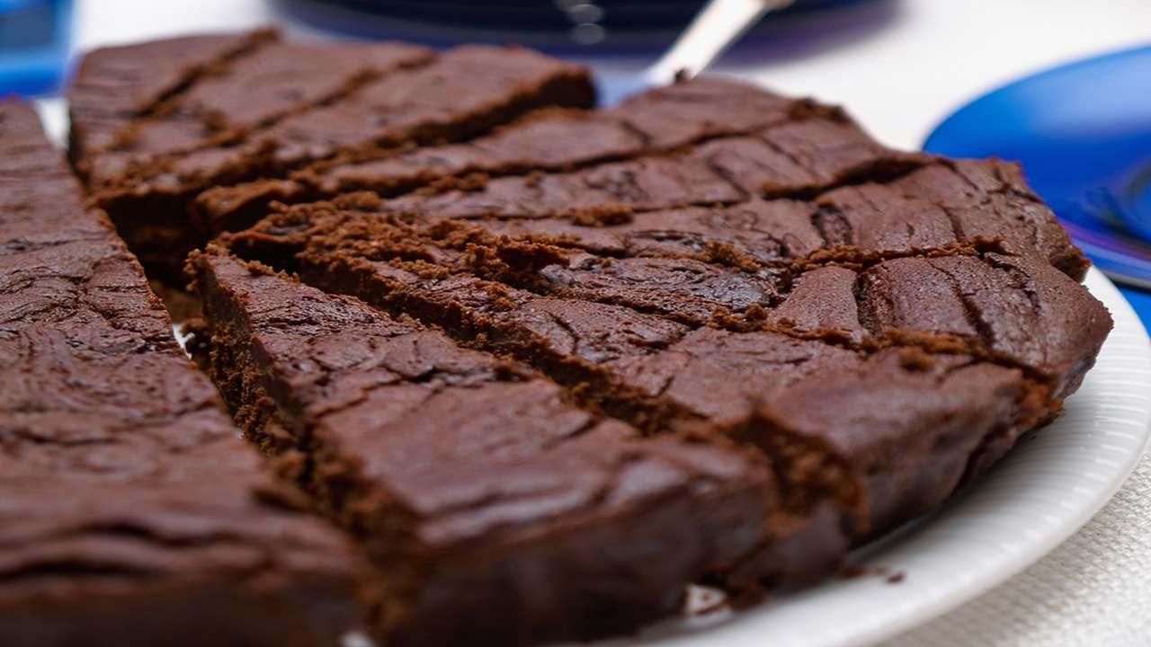 Torta al cioccolato per diabetici