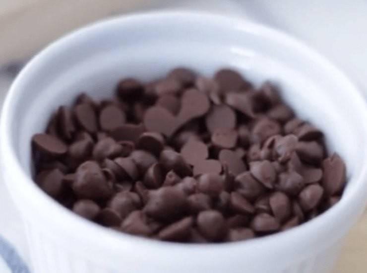 Trecce crema e cioccolato - ricetta sprint