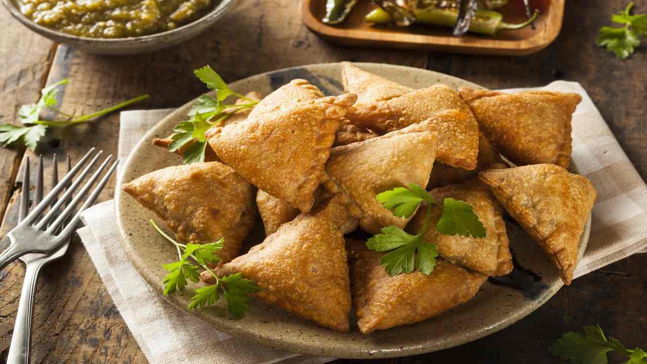 Triangoli fritti