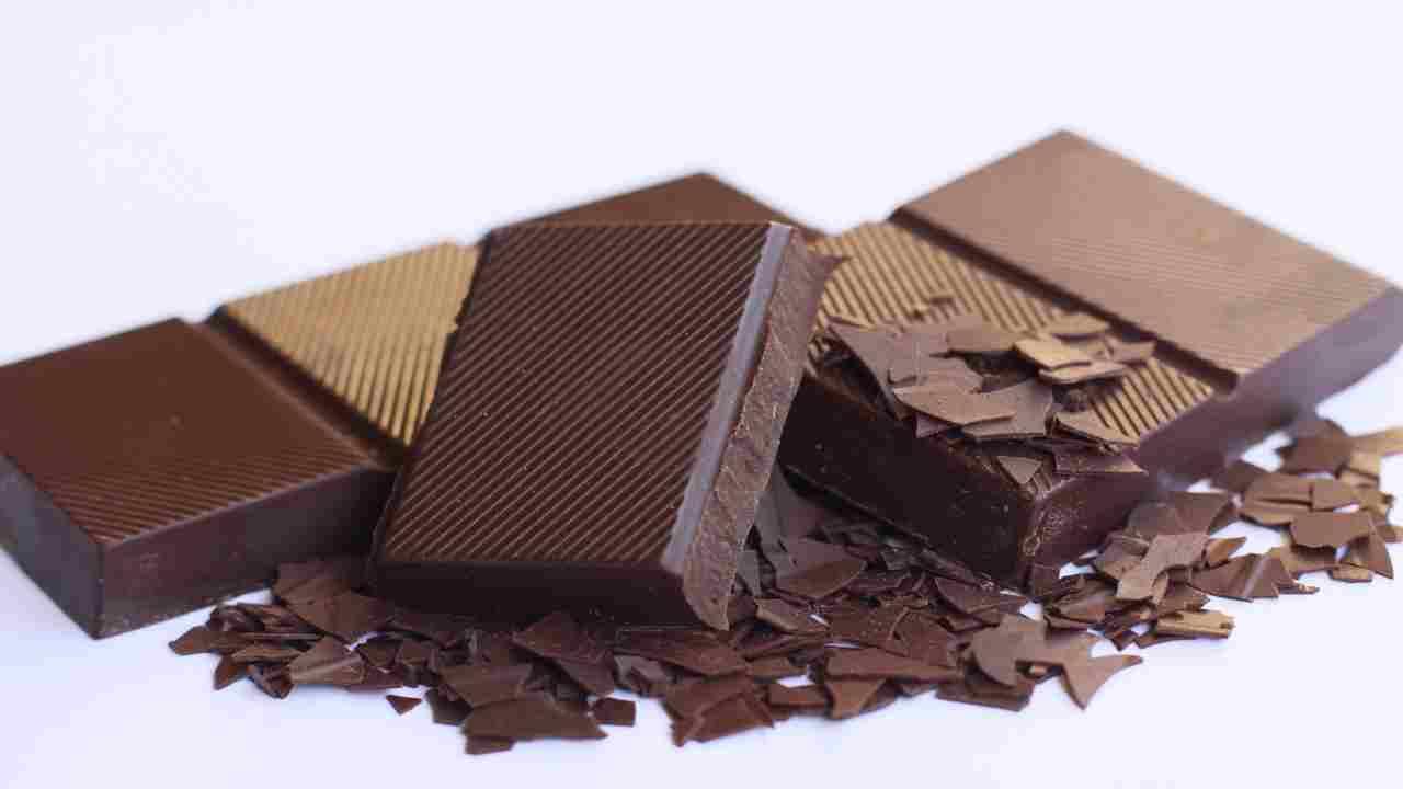 cioccolato d'estate