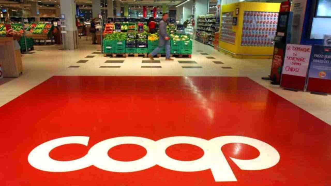 Richiamo prodotti Coop