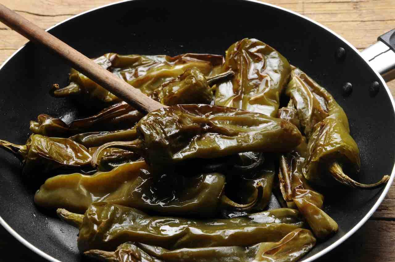 come friggere i peperoni