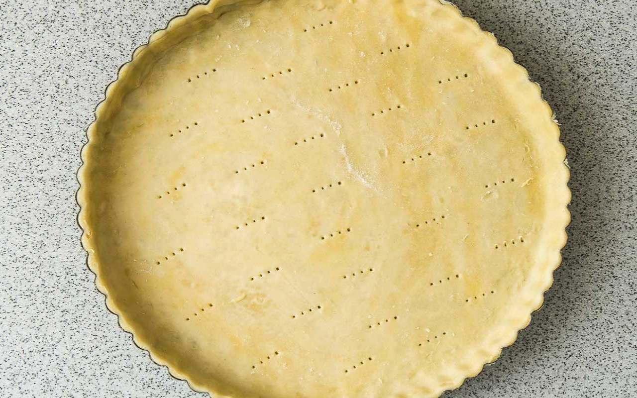 Pasta brisè leggera FOTO ricettasprint