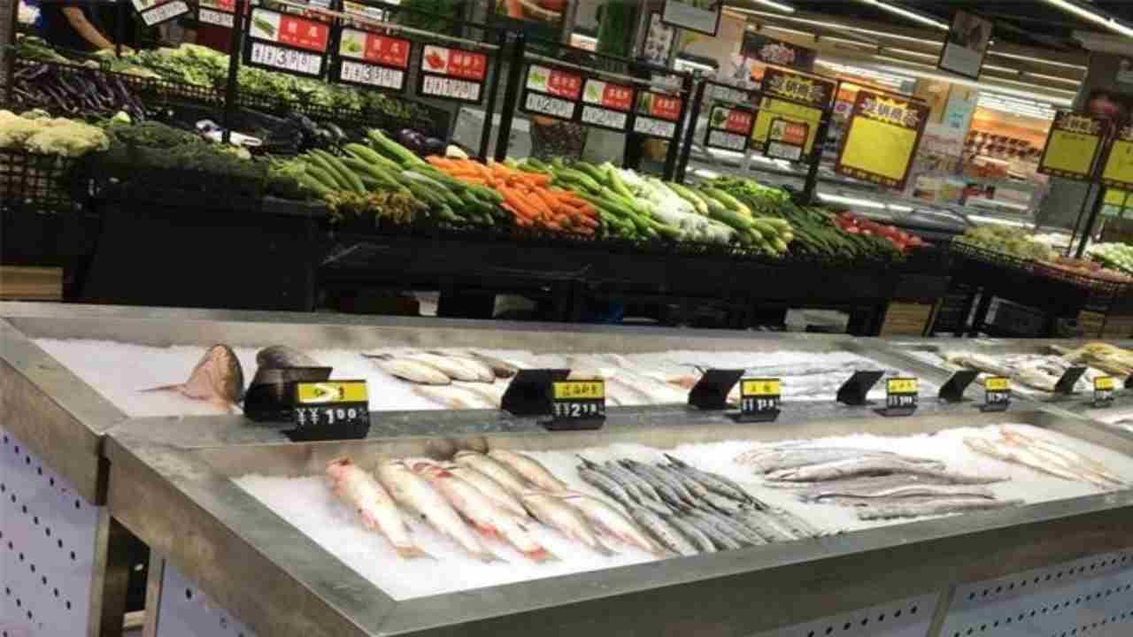 ritiro alimenti
