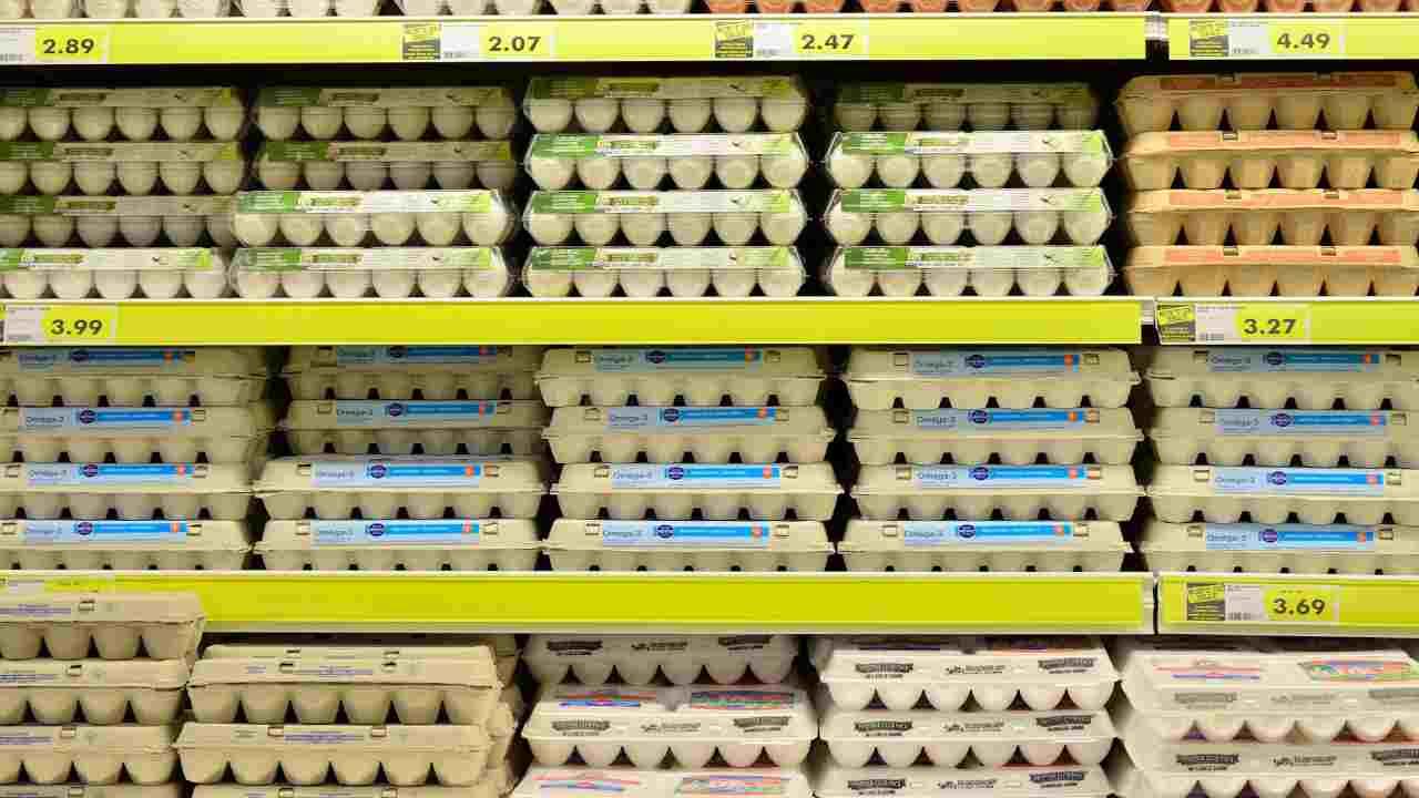 Come riconoscere le uova fresche