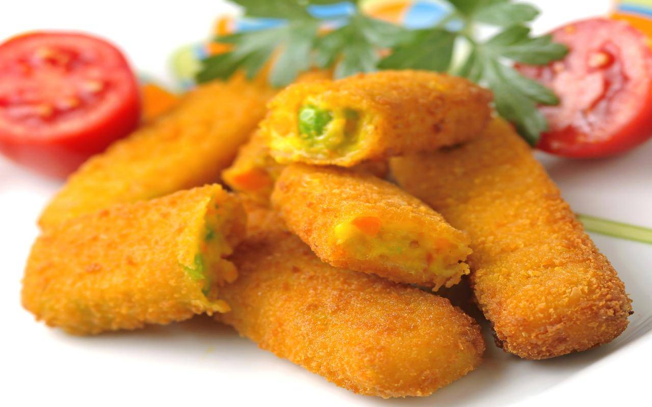 snack  con verdure FOTO ricettasprint