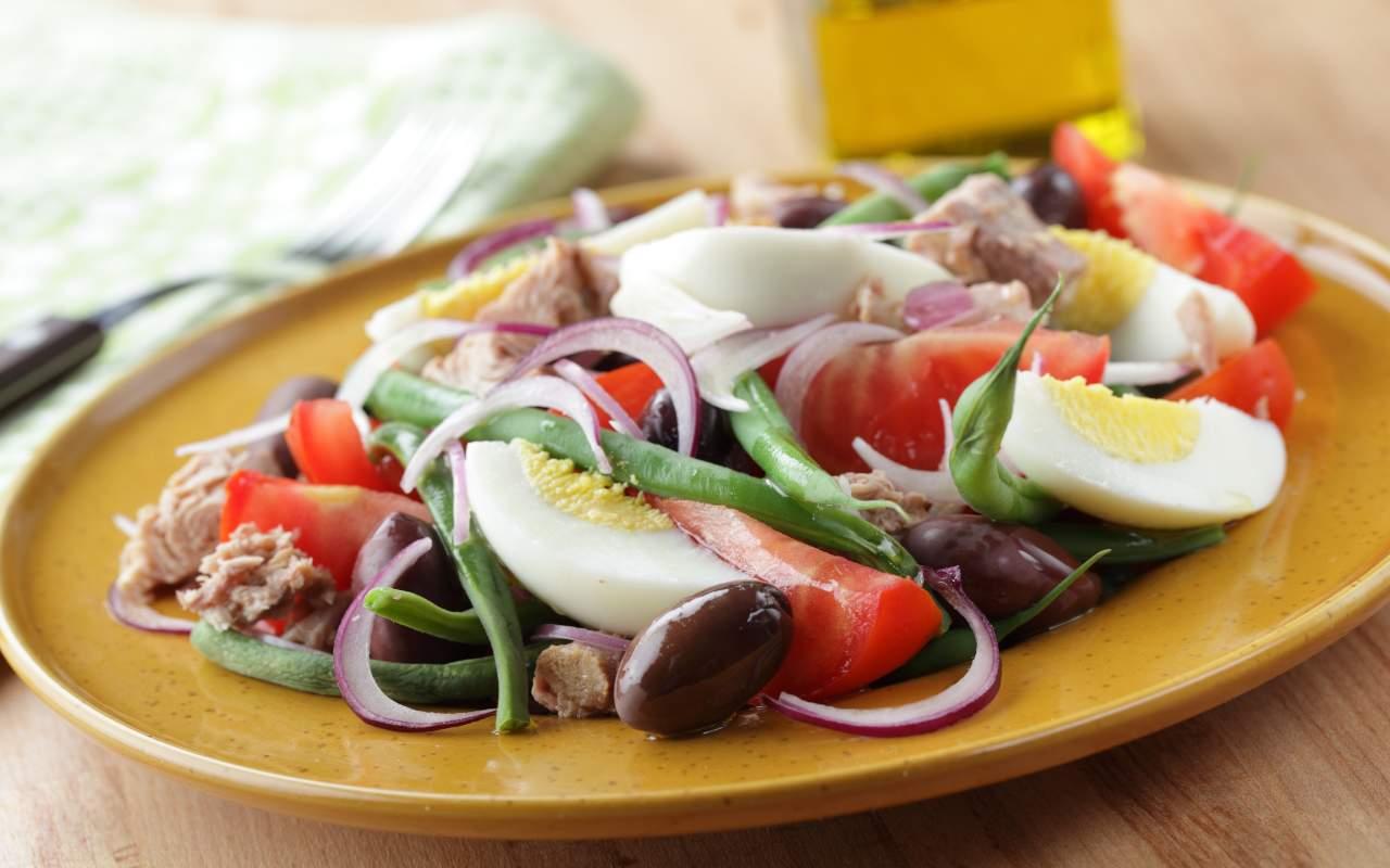 mix ortaggi e verdure FOTO ricettasprint