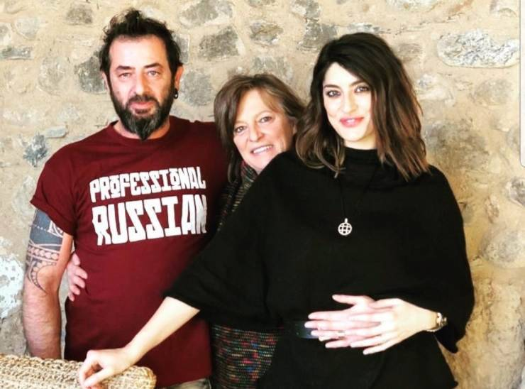 Elisa Isoardi bellezza in famiglia ecco i nipoti FOTO ricettasprint