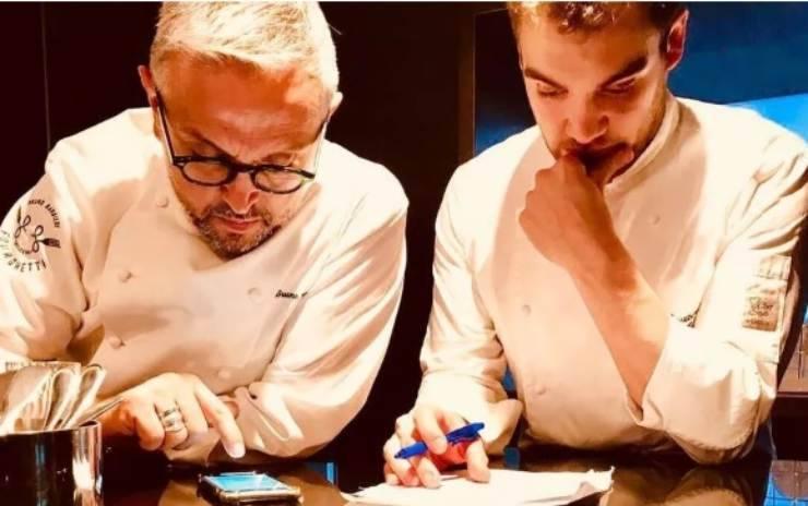 Erik Lavacchielli erede di Bruno Barbieri tutto sullo chef ricettasprint