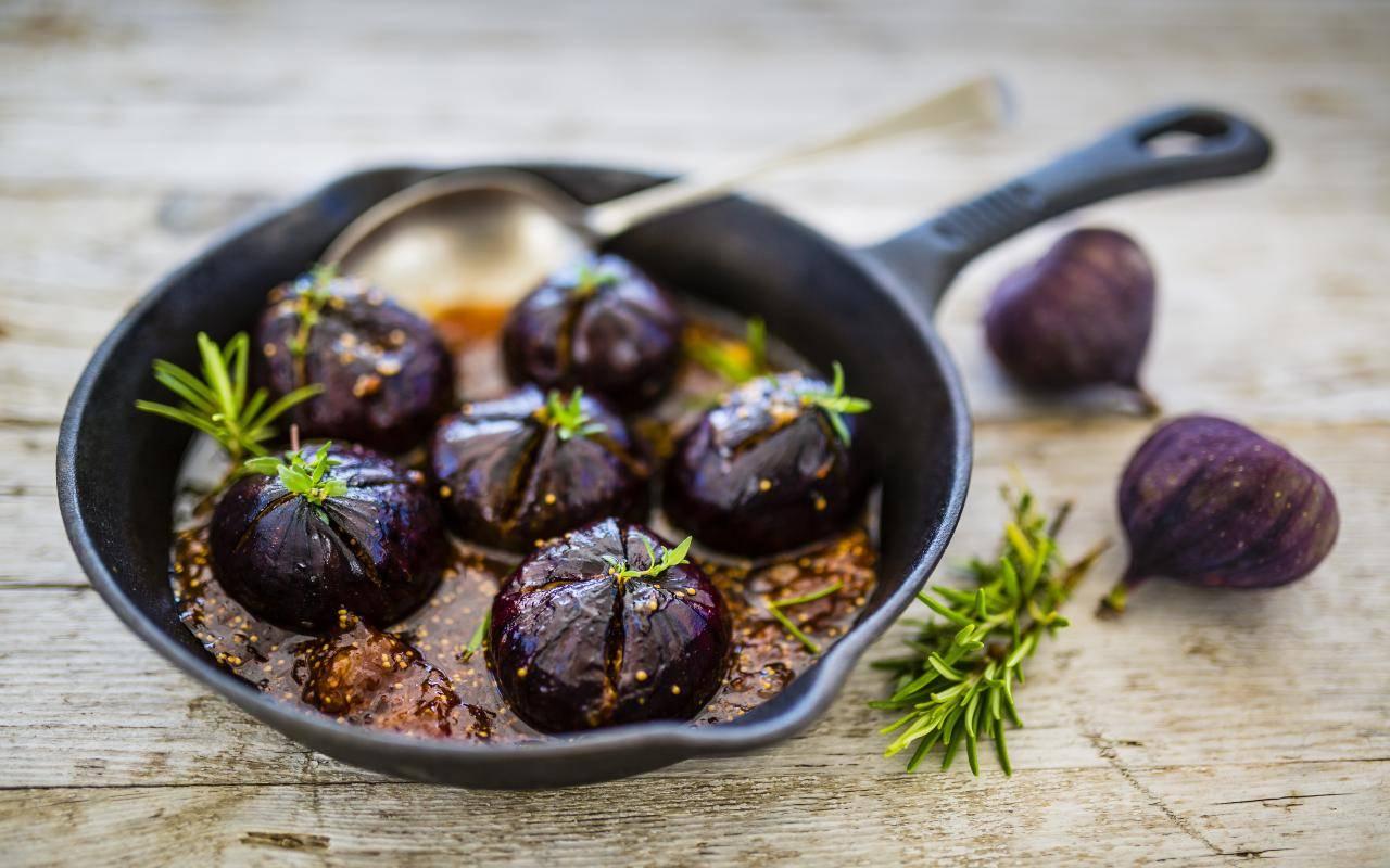 frutta caramellata FOTO ricettasprint
