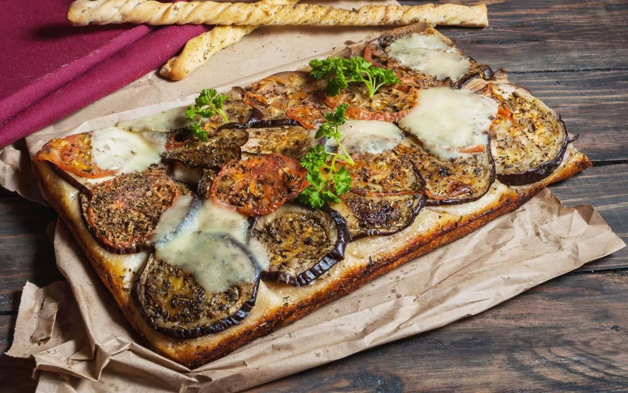 pane con verdure al forno FOTO ricettasprint