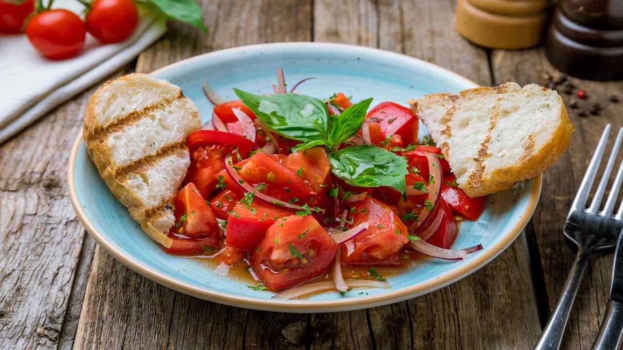 Pomodori all'insalata
