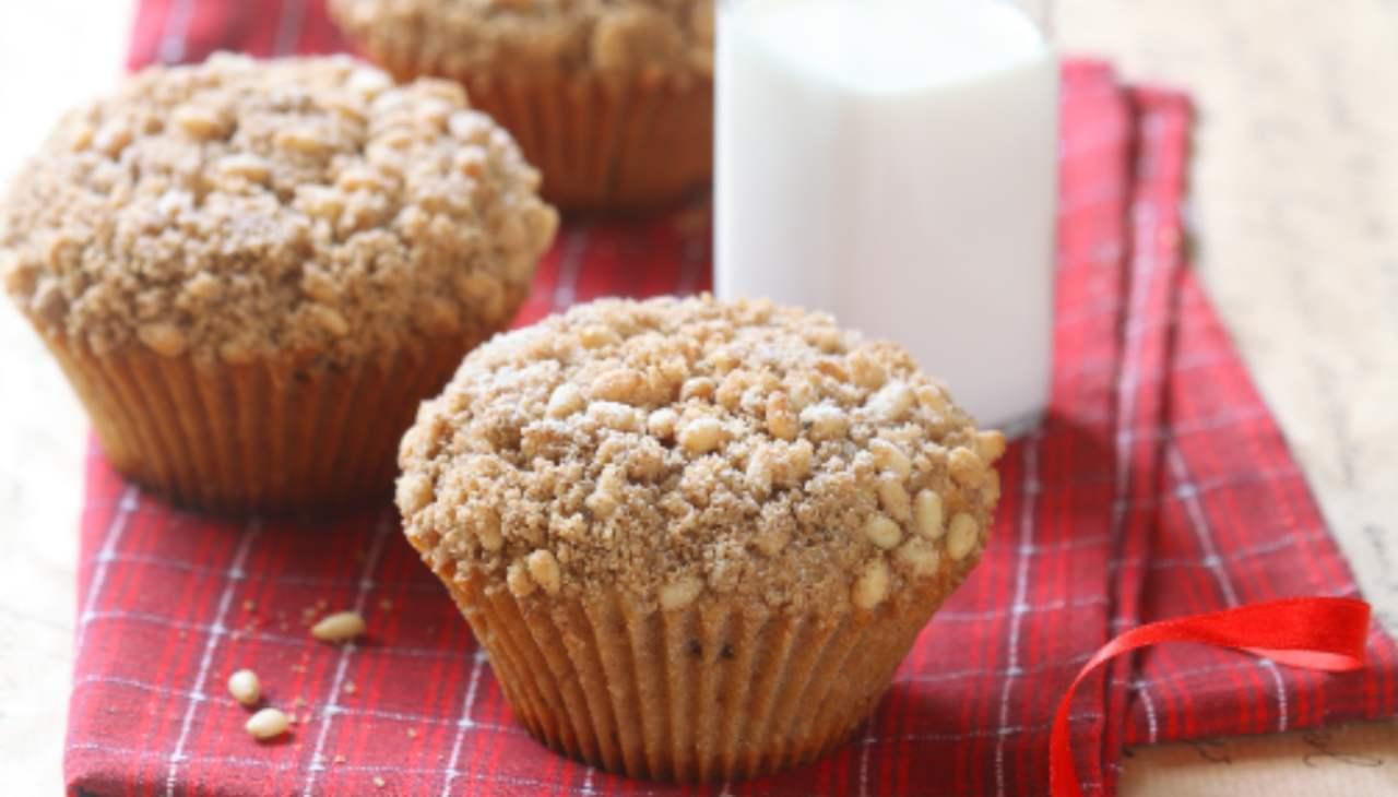 Muffin della nonna - ricettasprint