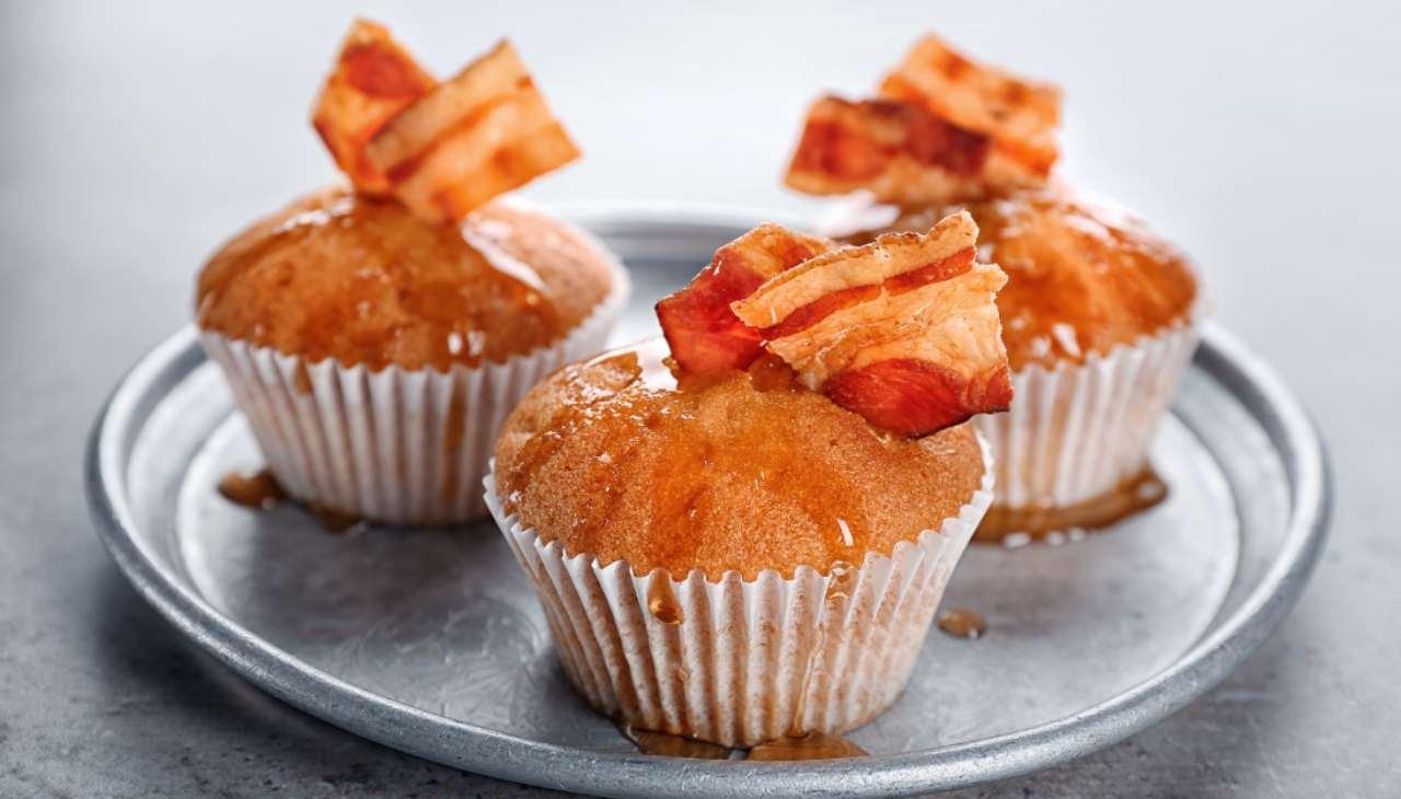 muffin salumi finger food salati