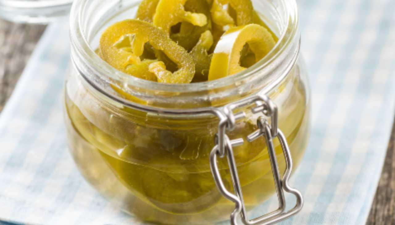 Peperoni verdi alla pugliese - ricettasprint