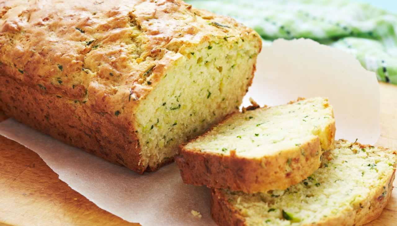Plumcake torta salata