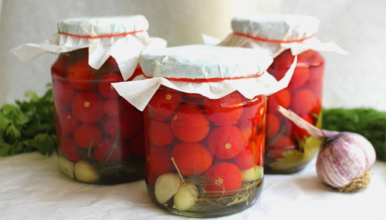 pomodori aceto
