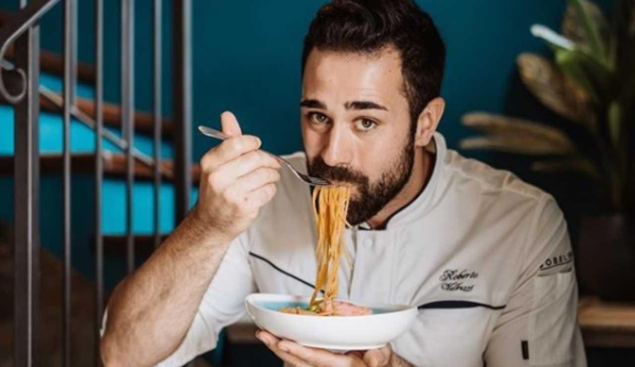 Roberto Valbuzzi Chef le foto della vacanza ricettasprint