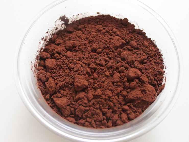 cheesecake cacao menta