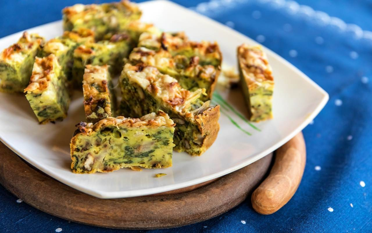 snack con verdure e spezie FOTO ricettasprint