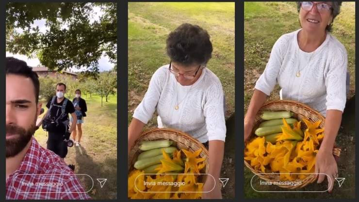 roberto valbuzzi presenta la nonna foto ricettasprint